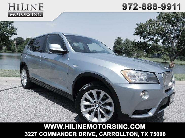 2014 Bmw X3 Xdrive28i Hi Line Motors