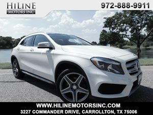 View 2016 Mercedes-Benz GLA 250