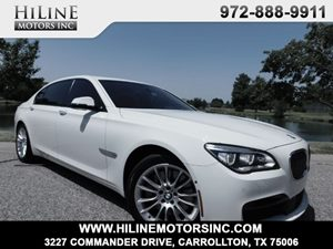 View 2015 BMW 7 Series