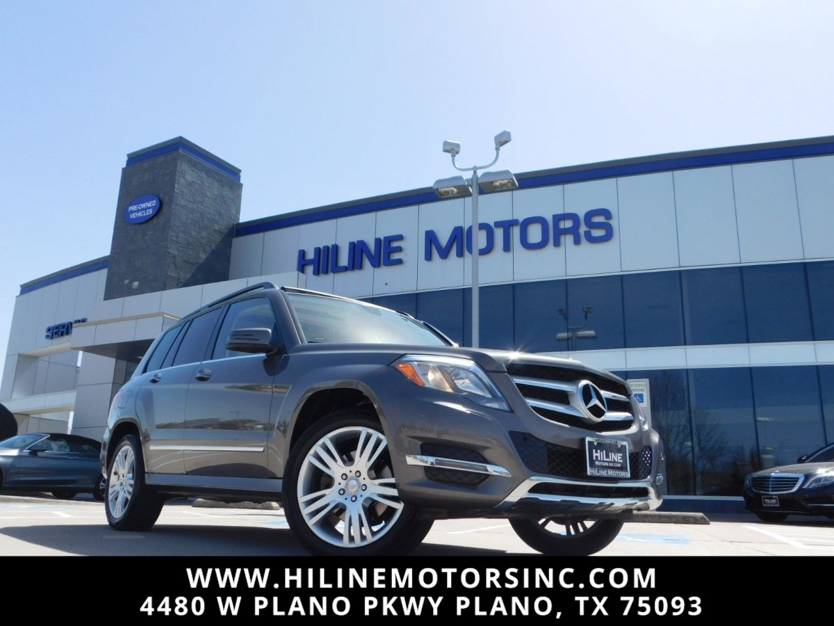 2014 Mercedes-Benz GLK 250 BlueTEC 4MATIC