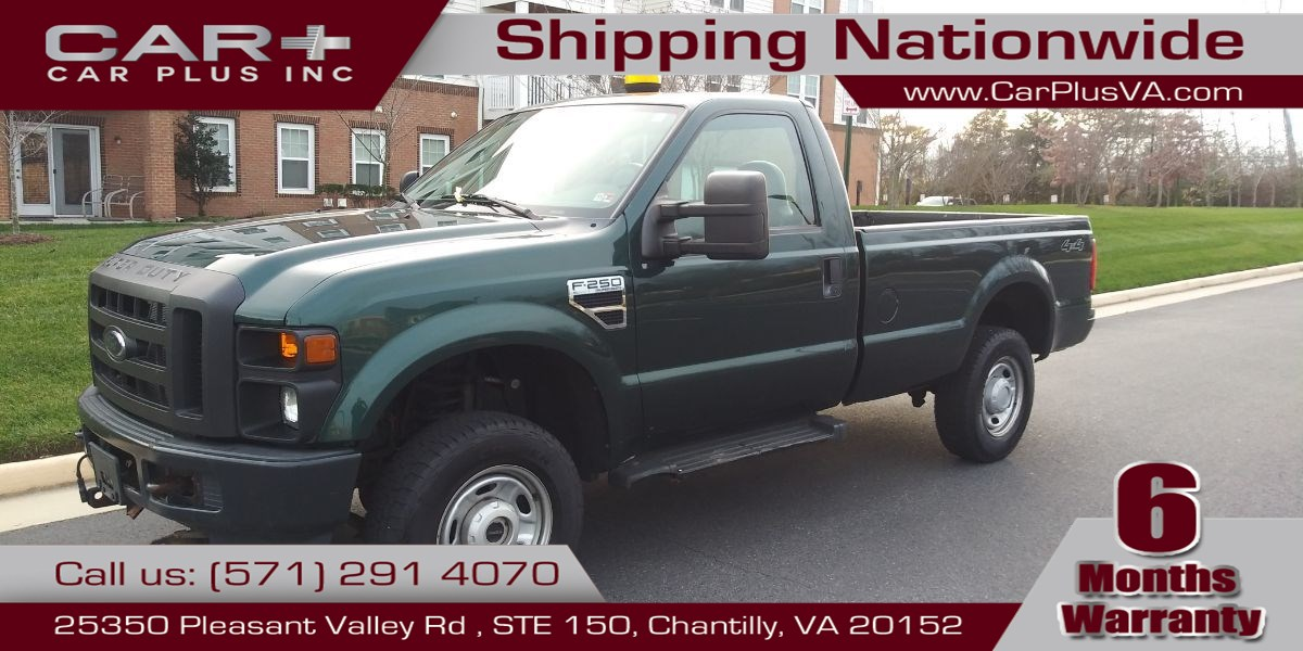 2010 Ford Super Duty F-250 SRW XLT