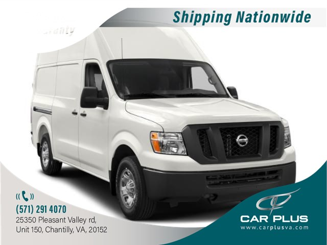 2018 Nissan NV Cargo S