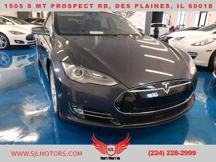 2015 Tesla Model S 85d Sam Jidd Luxury