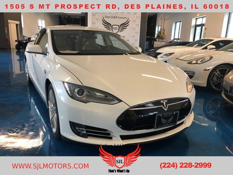 2015 Tesla Model S 70d Sam Jidd Luxury