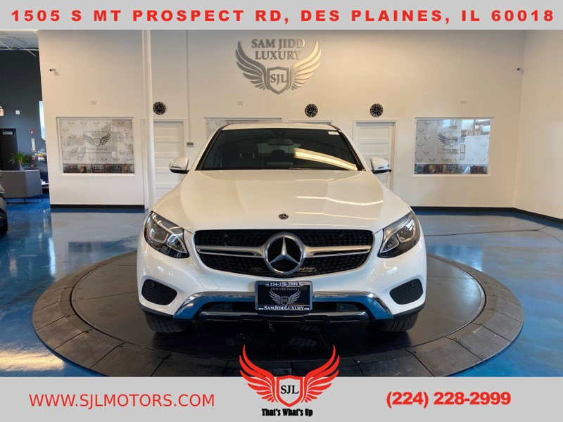2018 Mercedes-Benz GLC 300 4MATIC Coupe