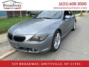 View 2004 BMW 6 Series
