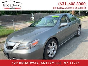View 2009 Acura RL