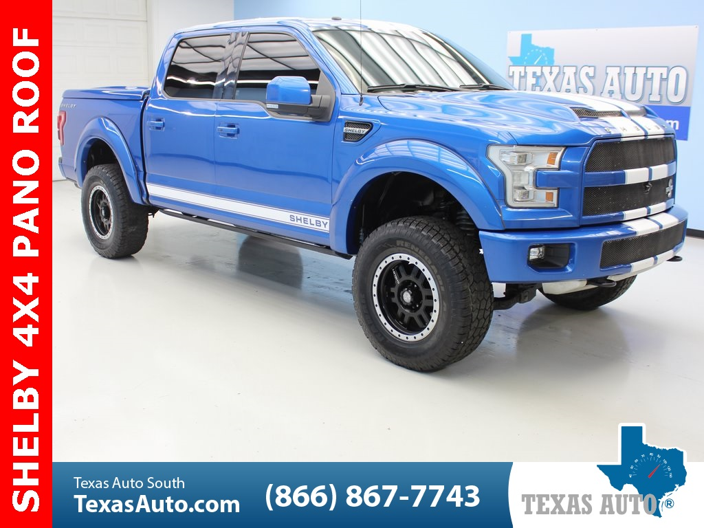 2016 Ford F 150 Lariat Texas Auto South