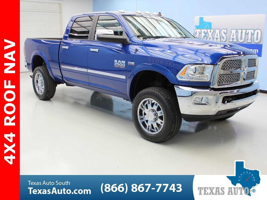 Sold 2016 Ram 2500 Laramie In Webster