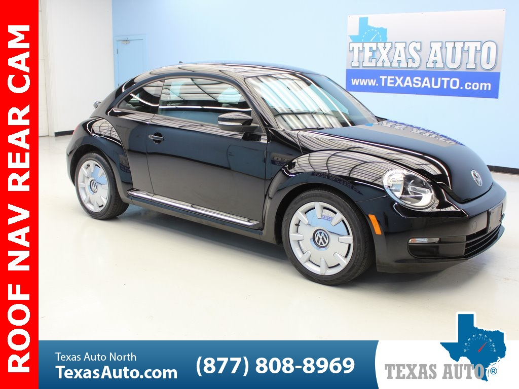 2016 Volkswagen Beetle 1 8T SEL - Texas Auto South