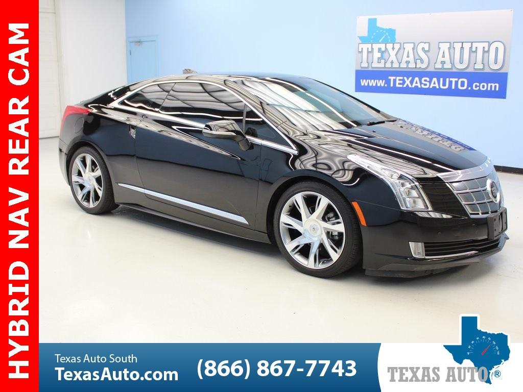 2014 Cadillac ELR Base - Texas Auto South