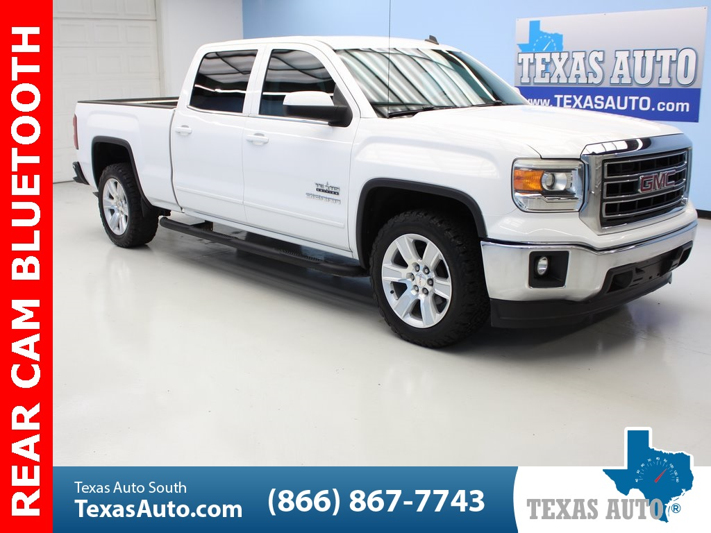 2014 GMC Sierra 1500 SLE TEXAS EDITION, PREFERRED GROUP