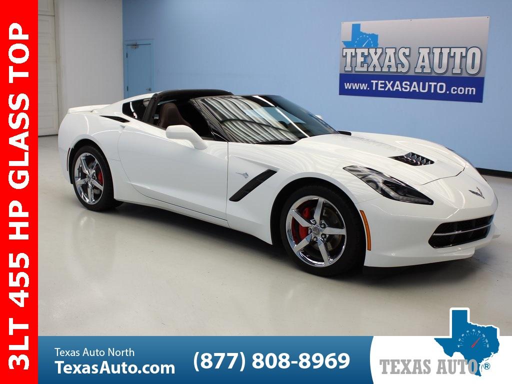 2014 Chevrolet Corvette Stingray Base - Texas Auto South