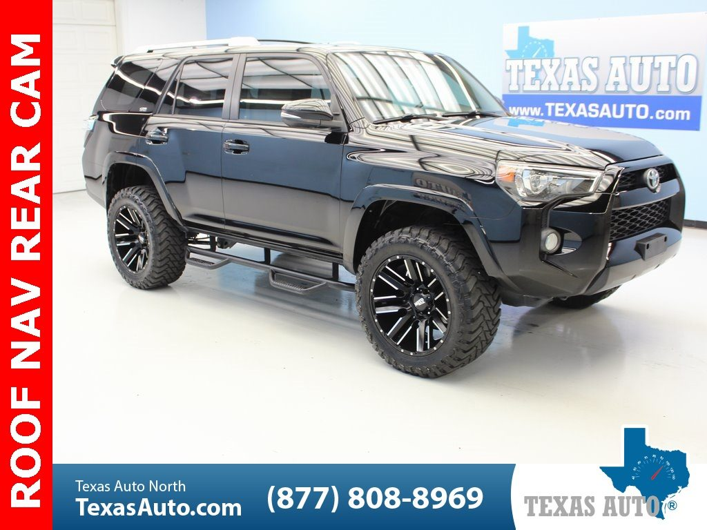 Sold 2014 Toyota 4runner Sr5 Premium In Houston