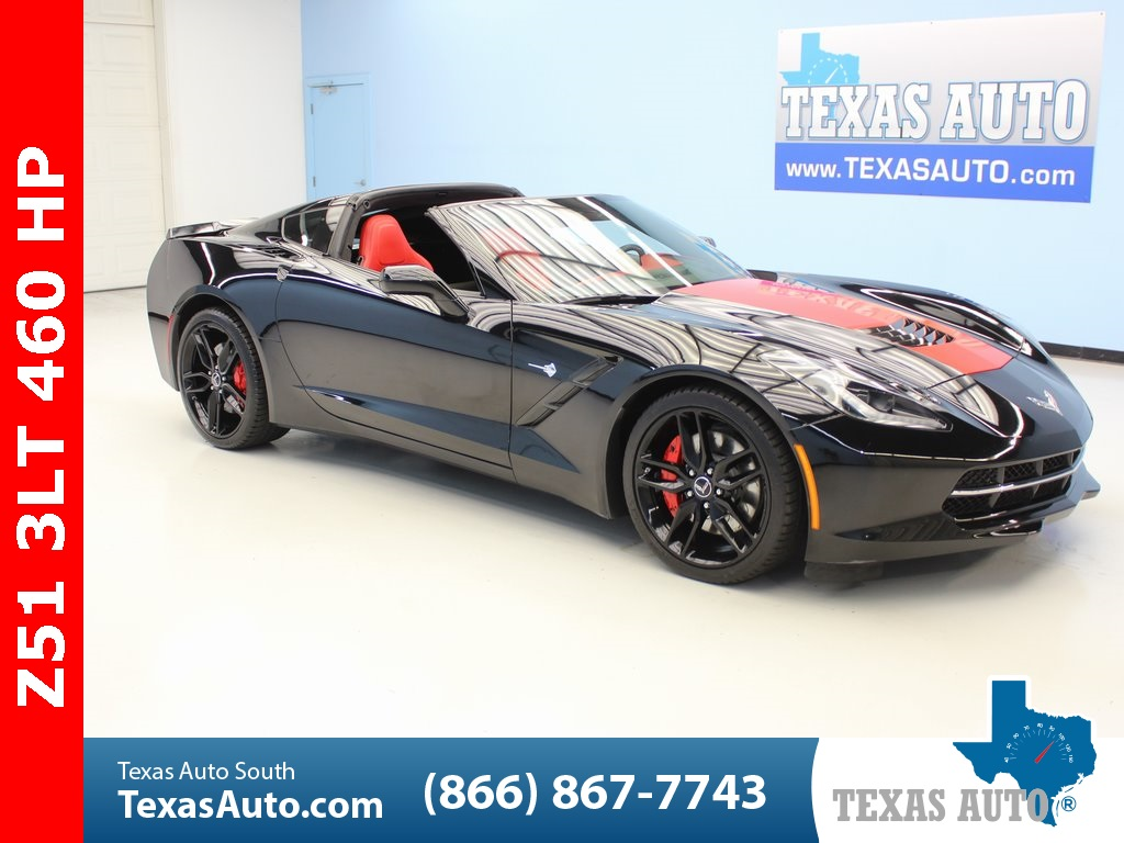 2015 Chevrolet Corvette Stingray Z51 3LT