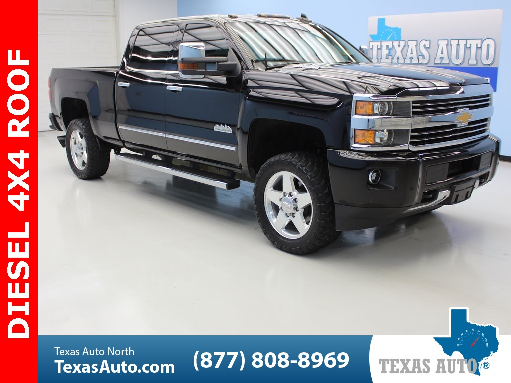 2015 Chevrolet Silverado 2500HD High Country - Texas Auto South