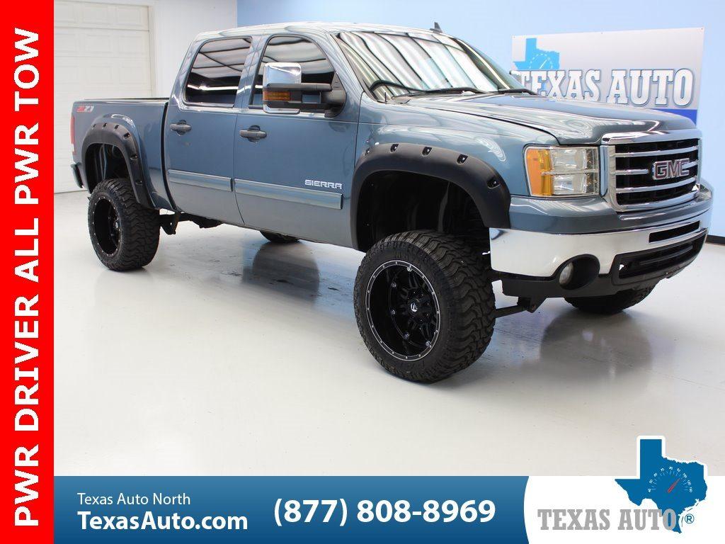 Sold 2013 Gmc Sierra 1500 Sle In Houston