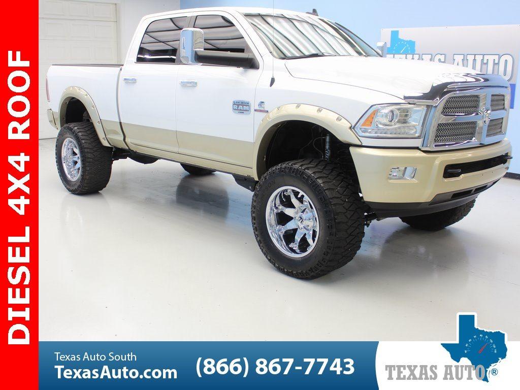 Sold 2014 Ram 2500 Laramie Longhorn In Webster