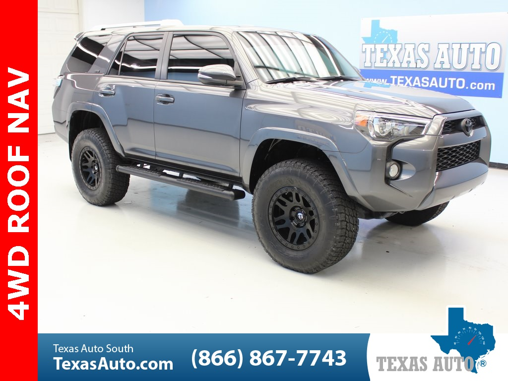 Lifted 4runner For Sale >> 2017 Toyota 4runner Sr5 Premium Texas Auto North
