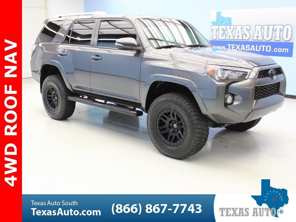 Sold 2017 Toyota 4runner Sr5 Premium In Webster