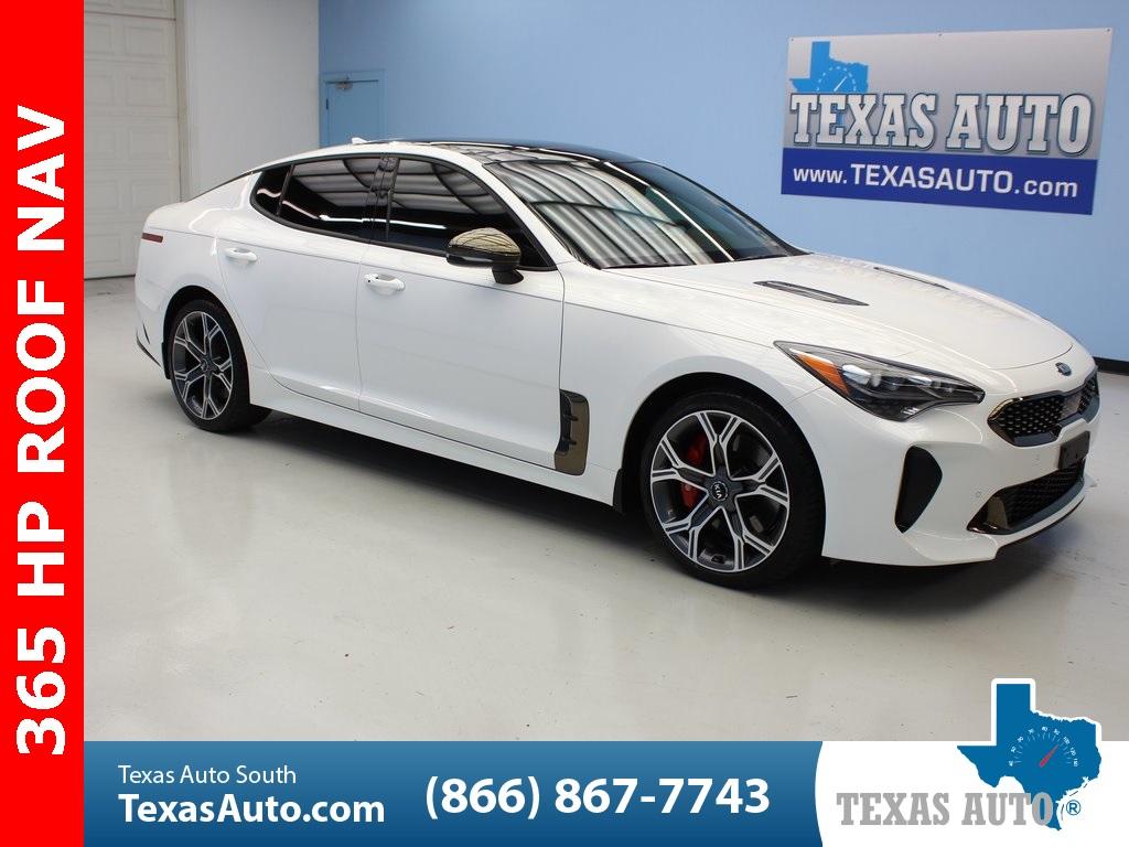 2019 Kia Stinger Gt1 Texas Auto South