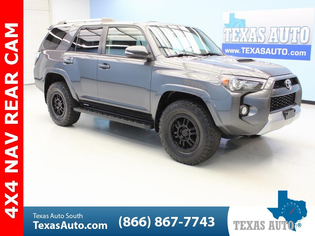 Toyota 4runner Trail >> 2015 Toyota 4runner Trail Premium Texas Auto North