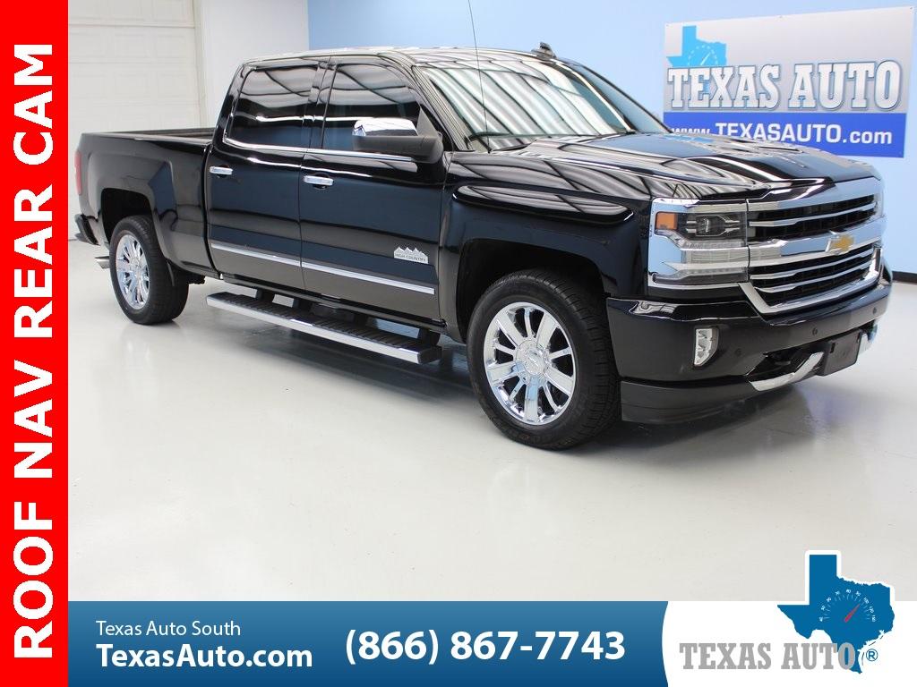 High Country Truck >> 2017 Chevrolet Silverado 1500 High Country Texas Auto South