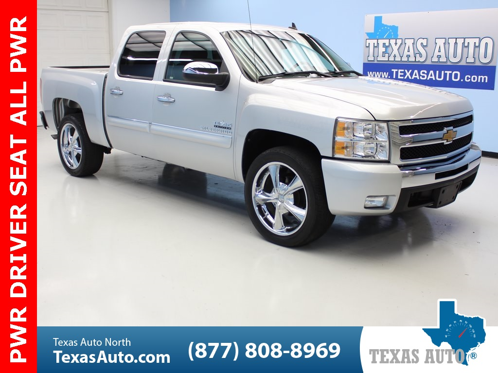 2011 Chevrolet Silverado 1500 LT Texas Edition