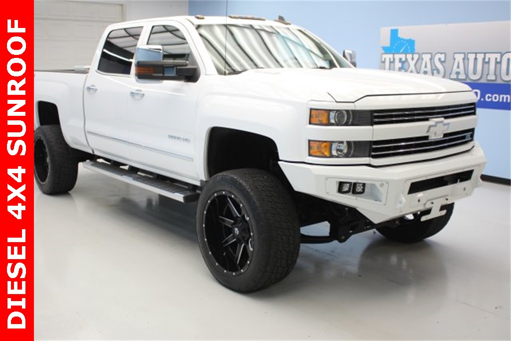 2015 Chevrolet Silverado 2500HD LTZ LIFTED-ROOF-NAVI-REAR CAM