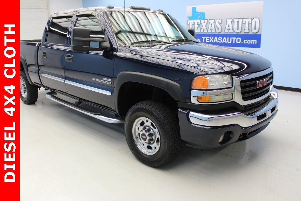Sold 2006 Gmc Sierra 2500hd Sle1 In Webster