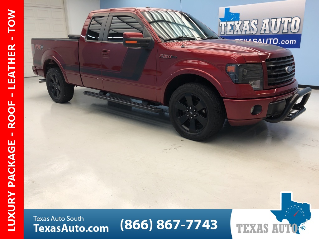 2014 Ford F-150 FX2 LUXURY PACKAGE