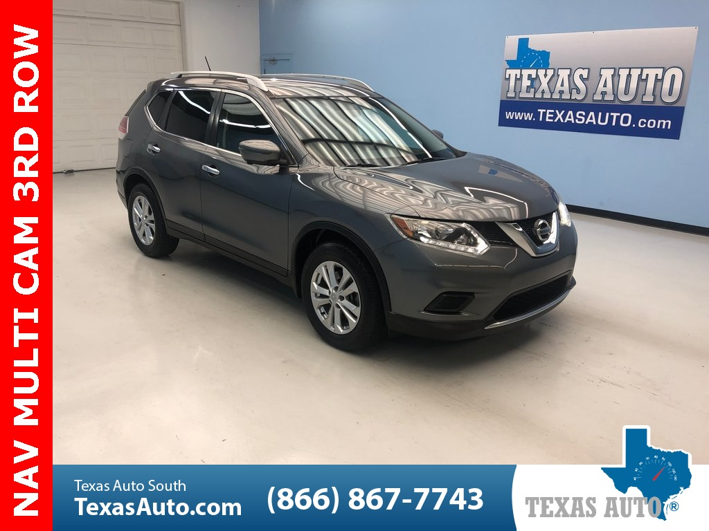 2016 Nissan Rogue SV Premium Package, Family Package, 3rd Row