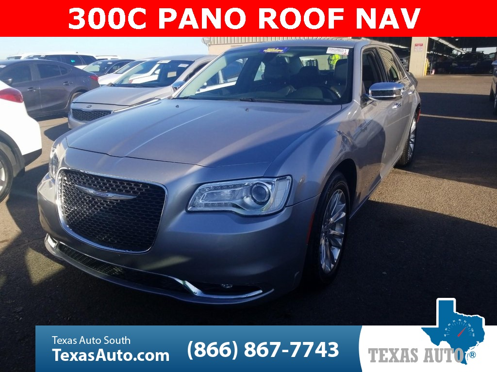 2016 Chrysler 300C Base Preferred Package 22T