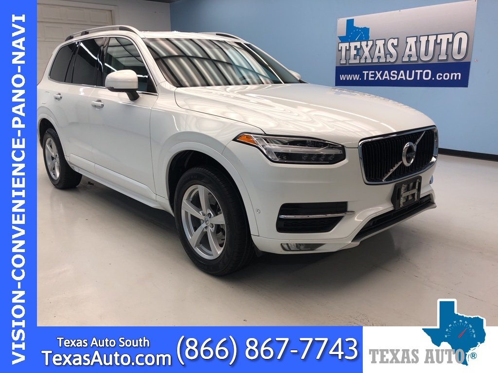 2017 Volvo XC90 T5 Momentum PLUS-VISION-CONVENIENCE-PROTECTION-PAN