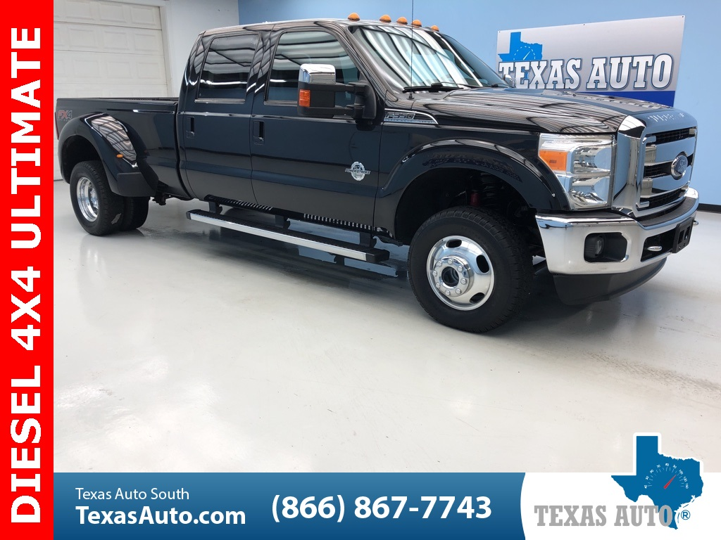 2014 Ford F-350SD Lariat DRW, FX4, ULTIMATE, NAVI, ROOF