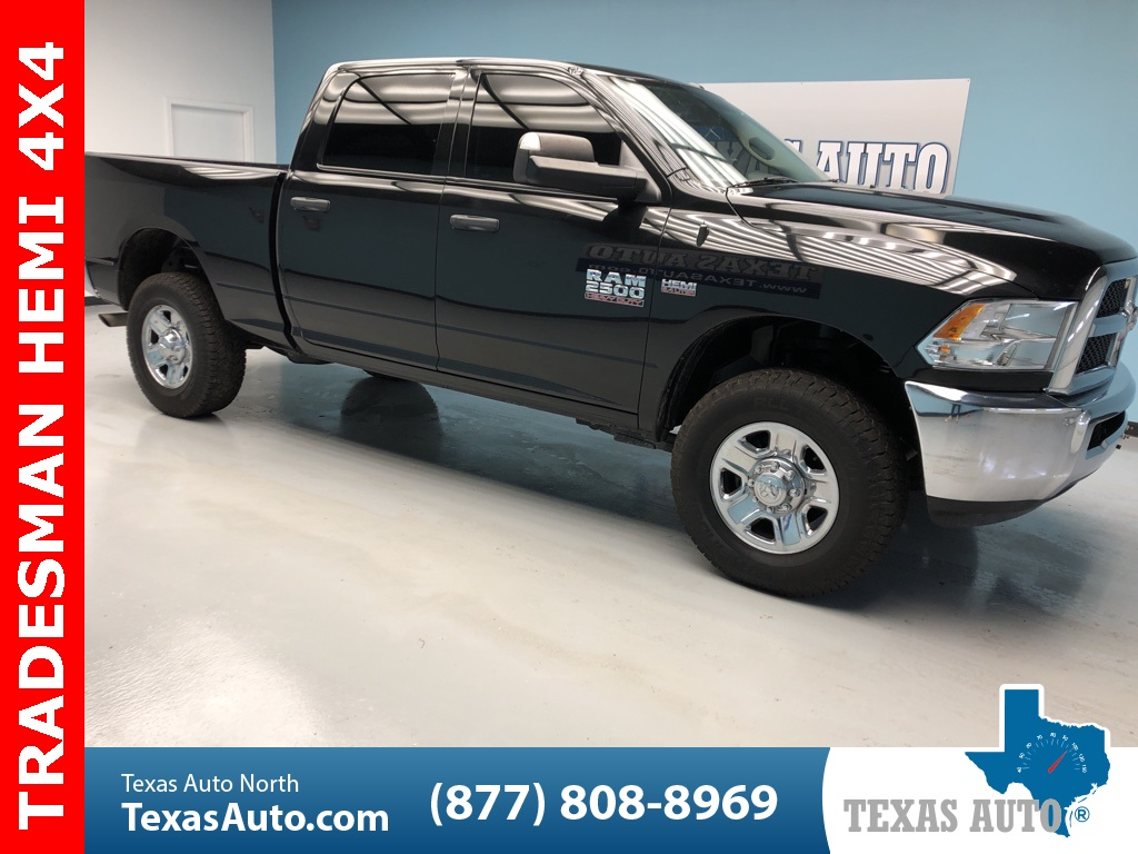 2016 Ram 2500 Tradesman POPULAR PKG-TOW-REAR CAM