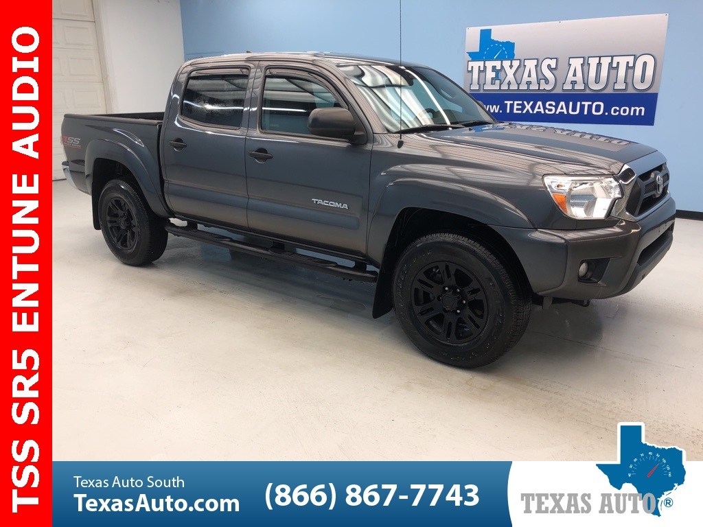 2015 Toyota Tacoma PreRunner V6-TSS-SR5 VALUE-ENTUNE AUDIO