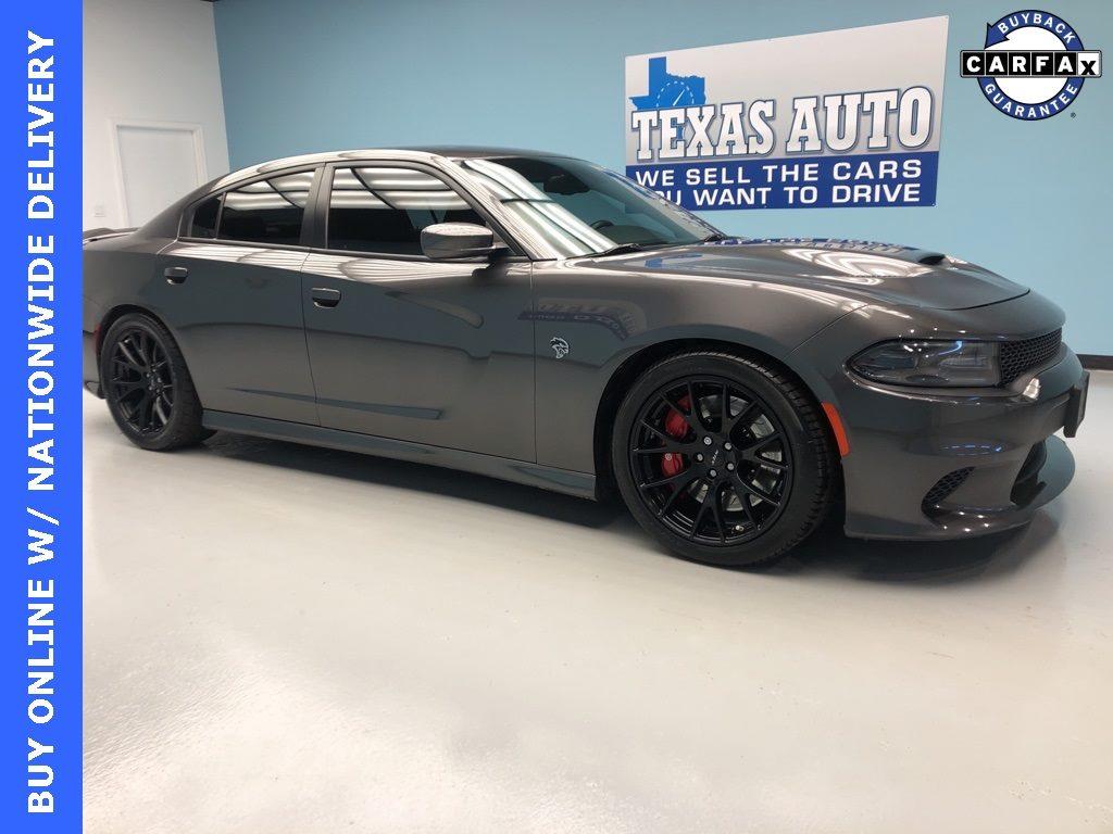 Sold 2015 Dodge Charger Srt Hellcat Navi Roof Hk Sound Laguna Leather In Houston