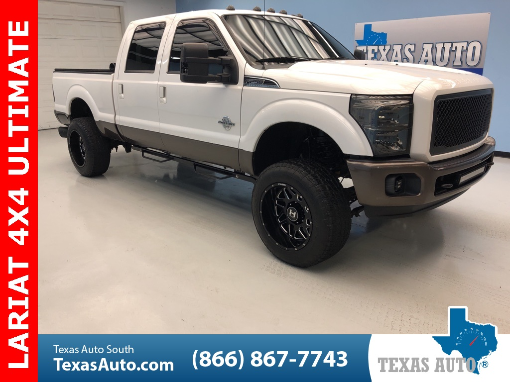 2016 Ford F-250SD Lariat LIFTED-NAVI-ROOF-LEATHER