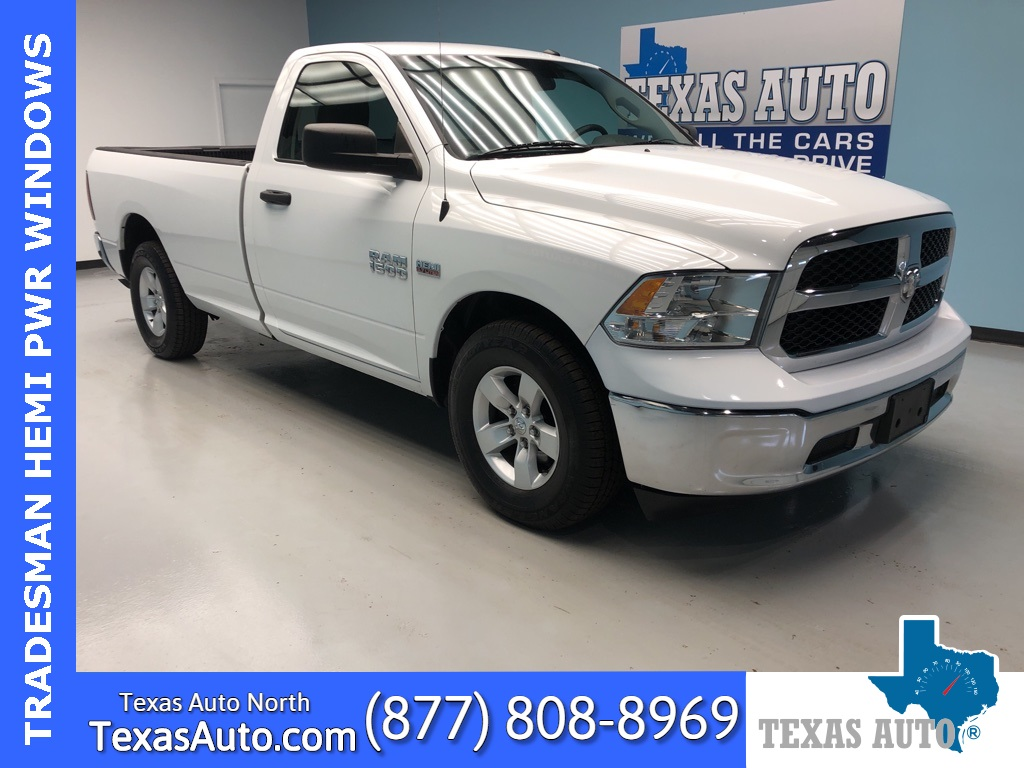 2014 Ram 1500 Tradesman POWER PKG-POPULAR-ALLOYS