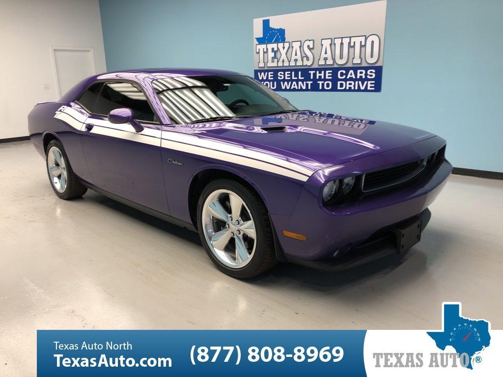Sold 2014 Dodge Challenger R T In Houston
