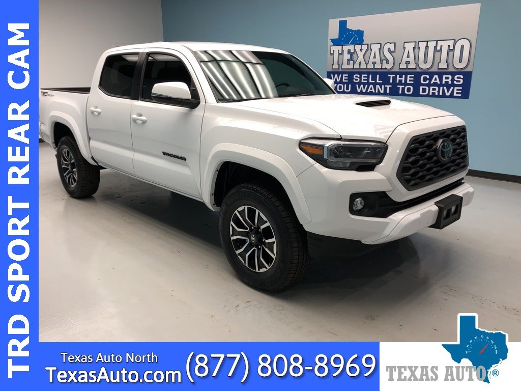 Sold 2020 Toyota Tacoma Trd Sport Rear Cam Bluetooth Keyless Go Blis In Houston