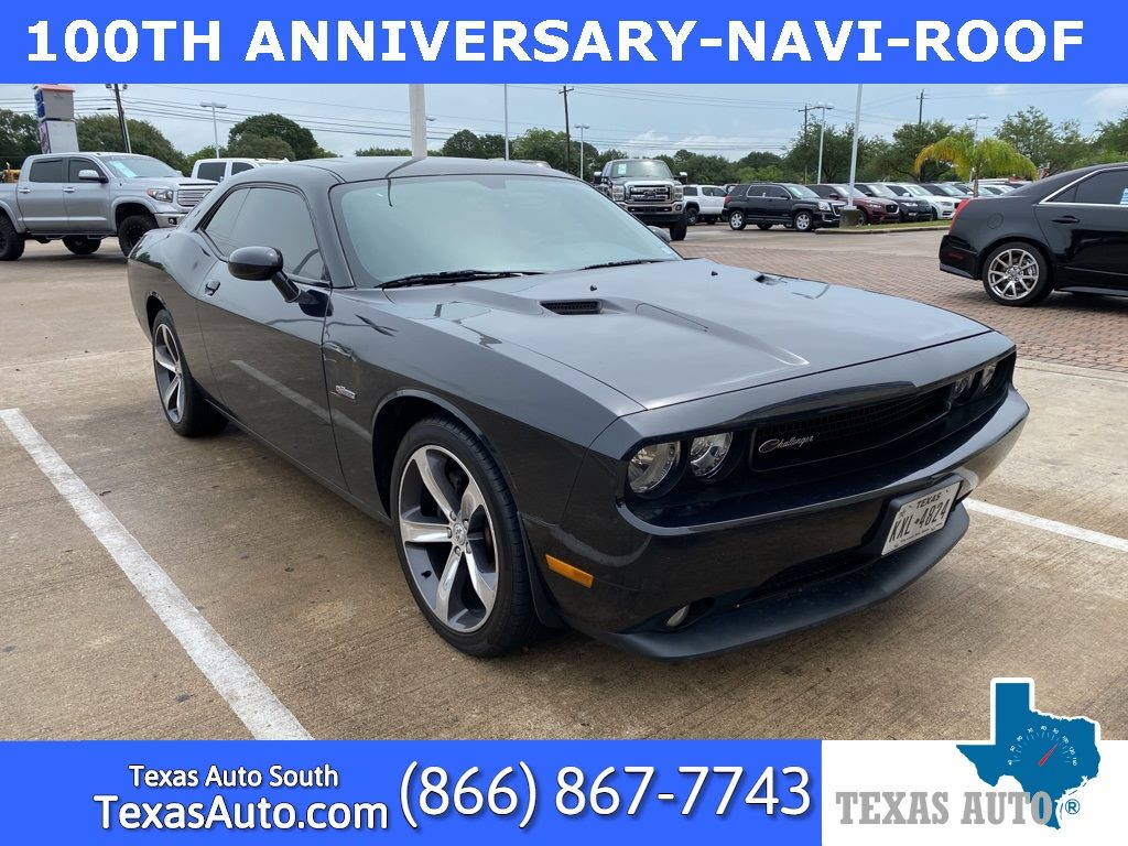 Sold 2014 Dodge Challenger Sxt 100th Anniversary Navi Roof Leather In Webster