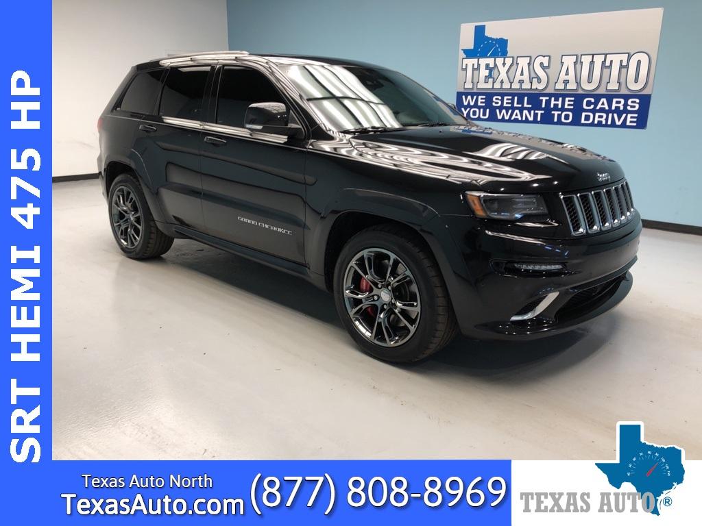 Sold 2016 Jeep Grand Cherokee Srt Tech Pano Navi In Houston