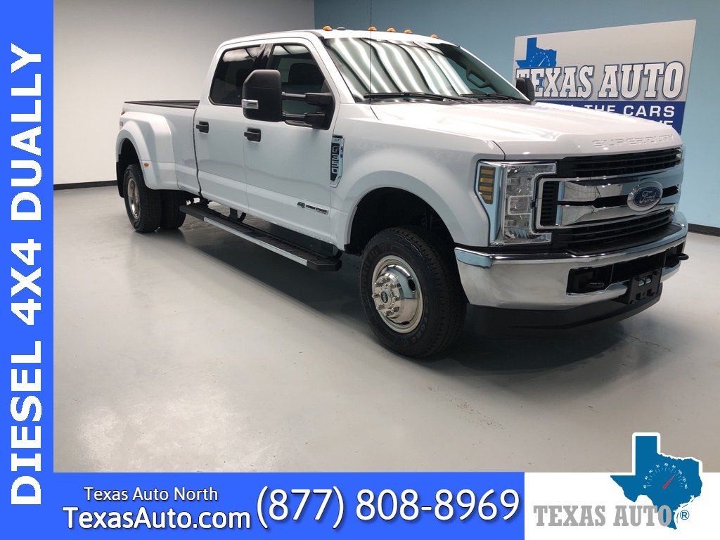 2019 Ford F-350SD XLT DRW-BACK UP CAM-PWR PKG-TOW
