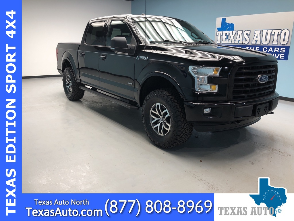 2016 Ford F-150 XLT NAVI-ROOF-BUCKETS