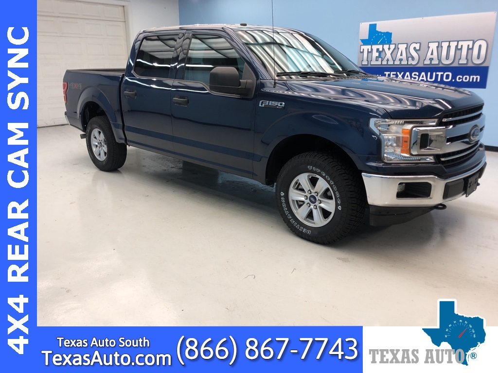 2018 Ford F-150 XLT ALLOYS-TOW-REAR CAM-OFF ROAD