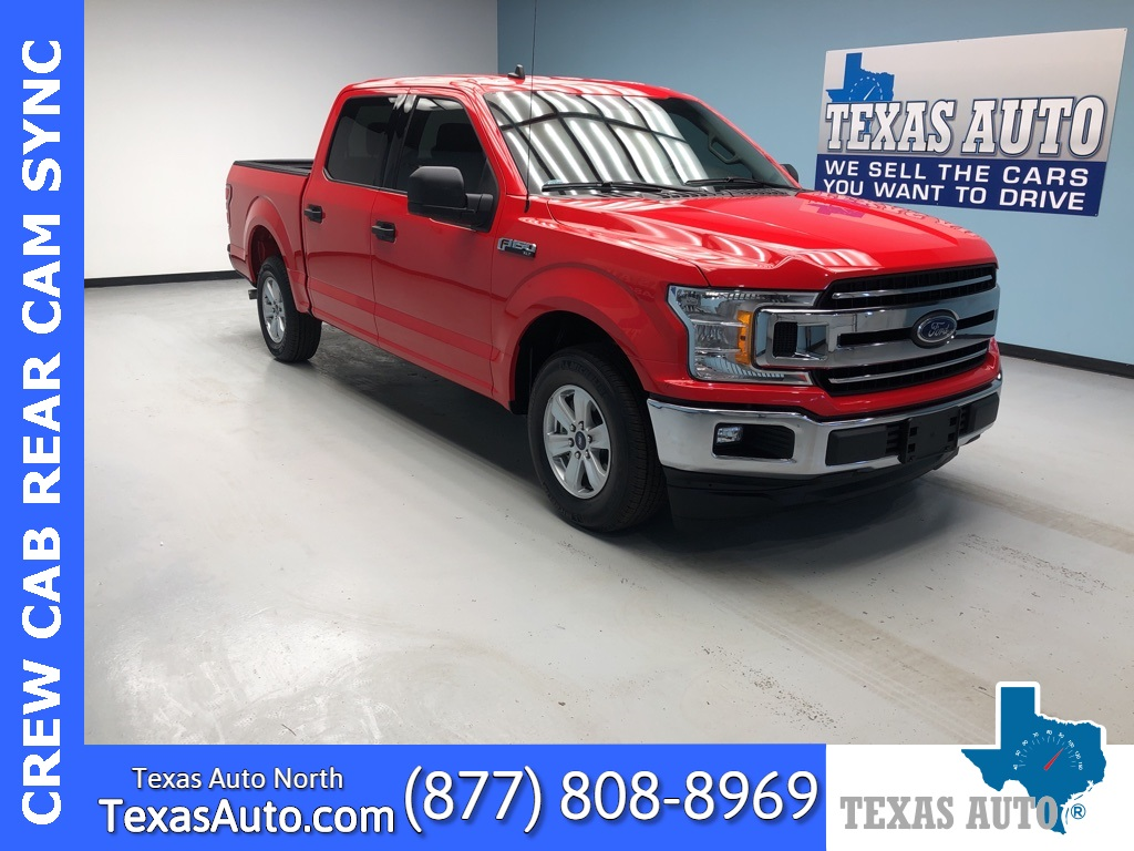 2020 Ford F-150 XLT SYNC-REAR CAN-BIG SCREEN-TOW