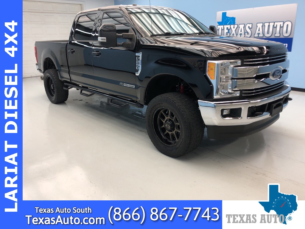 2017 Ford F-250SD Lariat LIFTED-NAVI-REAR CAM-TOW