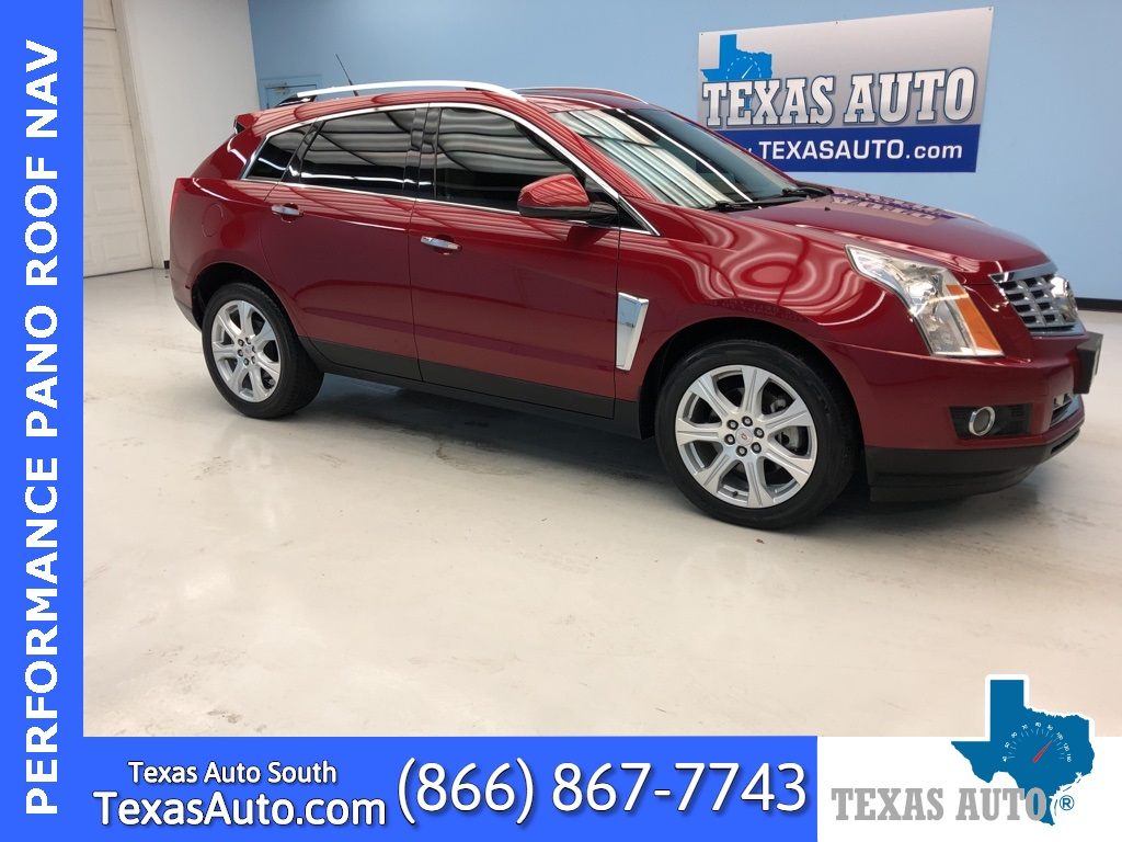 2014 Cadillac SRX Performance PANO-NAVI-REAR CAM